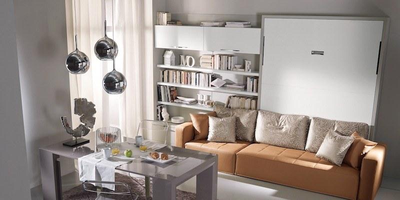Come ottimizzare gli spazi in casa: 5 trucchi salvaspazio