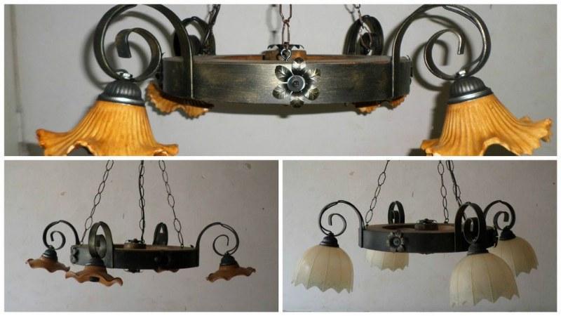 Come effettuare la pulizia del lampadario in ottone